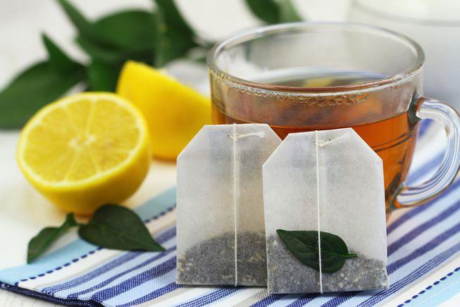 Quy trình sản xuất trà túi lọc