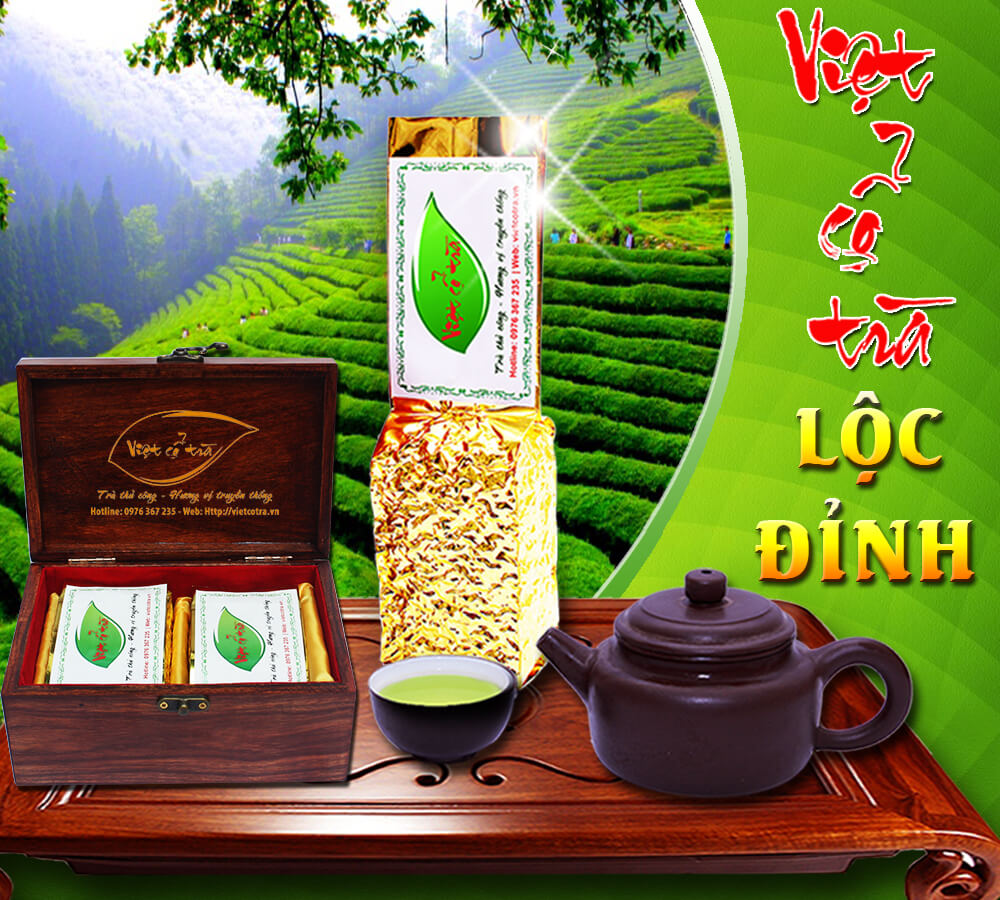 Việt Cổ Trà - Công ty TNHH Trà Tâm Giao